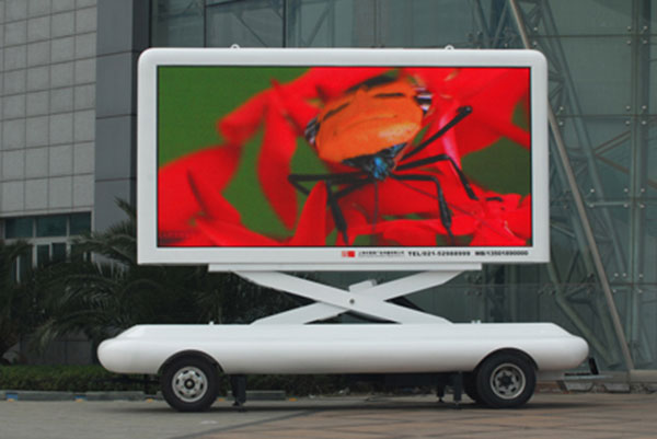 Truck Mobile Led Display