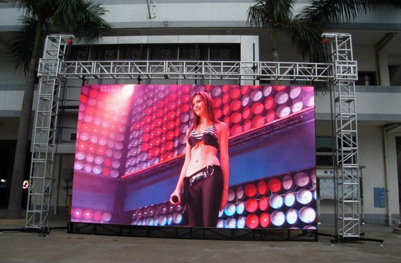 Outdoor P6 SMD Led Display